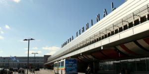 Arlanda-flyplats