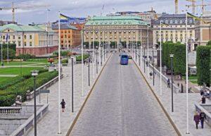 Göteborg stockholm med buss