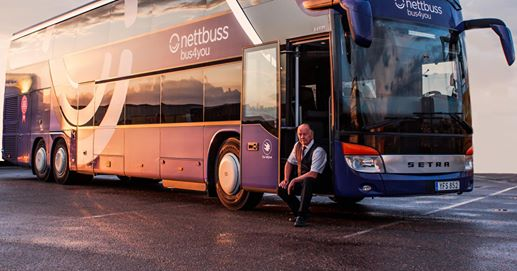 Nettbuss buss
