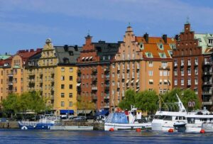 Linköping Stockholm buss